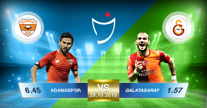Superbetin Adanaspor - Galatasaray Oran
