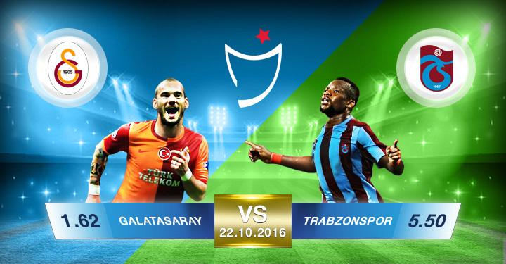 Superbetin Galatasaray - Trabzonspor Oran