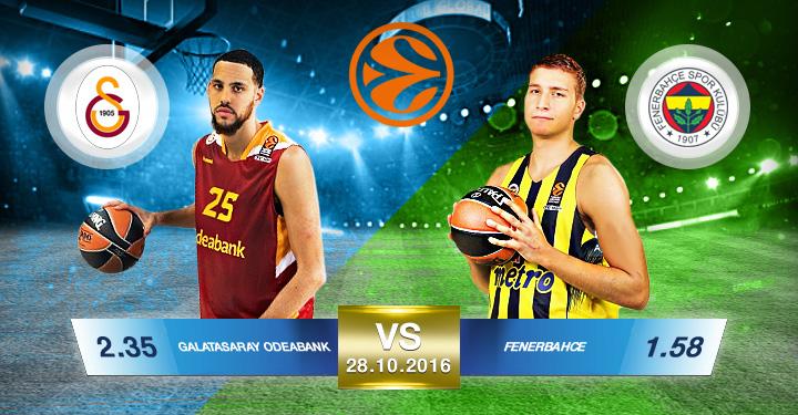 Betin Galatasaray odeabank - Fenerbahce Oran