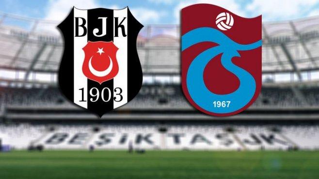 Süperbetin Besiktas - Trabzonspor Canlı
