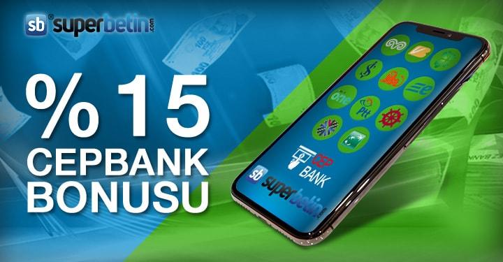 Cep Bank Bonusu