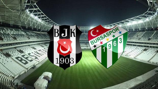 Beşiktaş Bursaspor Canlı İzle