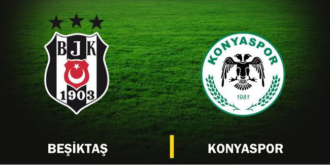 Beşiktaş Konyaspor Canlı İzle