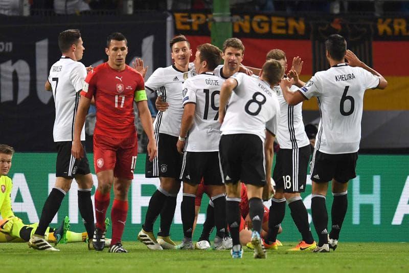 Çek Cumhuriyeti Almanya Maçı Canlı İzle