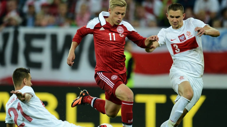 Danimarka Polonya Maçı Canlı İzle