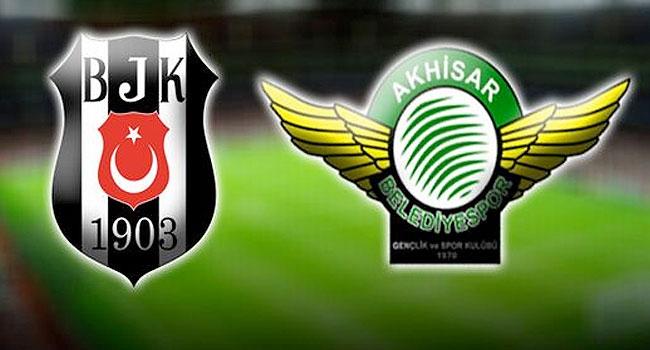 Beşiktaş Akhisar Maçı Canlı İzle