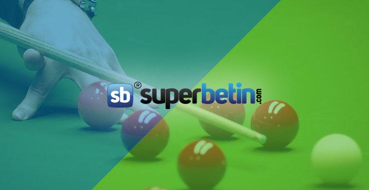 Snooker Bahisleri