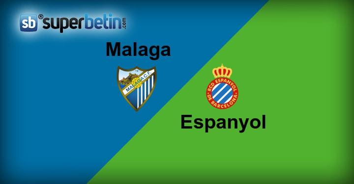 Malaga Espanyol Maç Tahmini
