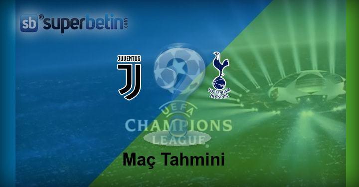 Juventus Tottenham Maç Tahmini