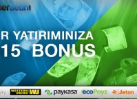 Yatırım Bonusu