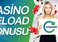 Casino Reload Bonusu