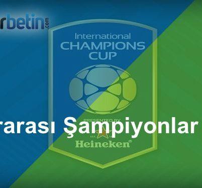 Uluslararası Şampiyonlar Kupası