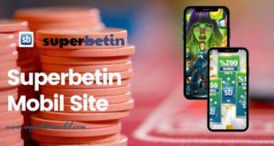 Superbetin Mobil Site